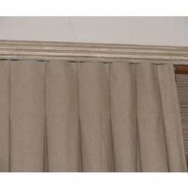 Inverted Pleat Curtains