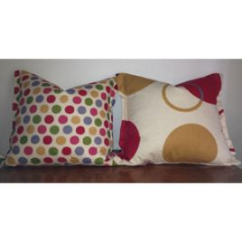 Cushions With Side Oxford Flaps