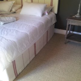 Bed Valance Without Pleats 2